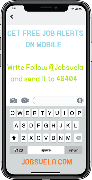 How to Get Free job alerts on your mobile through SMS in Pakistan