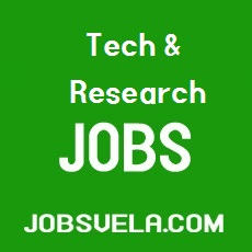 Techandresearch Jobs 2020 Latest Test Interview Application Form Status Apply Online